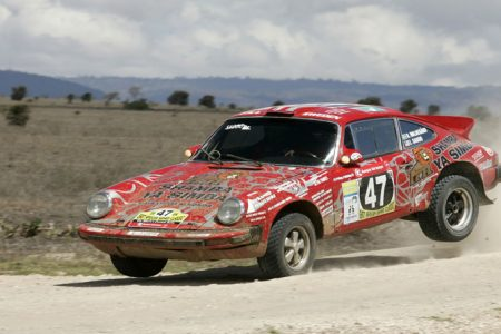 East Africa Safari Rally